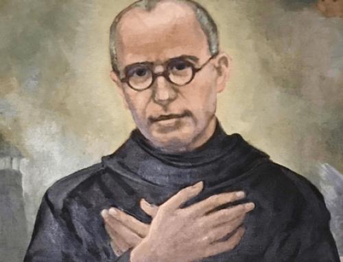 Słynne cytaty św. Maksymiliana MariiKolbego–patrona naszej drukarni